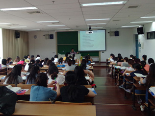 教师资格证面试培训班上课环境图3